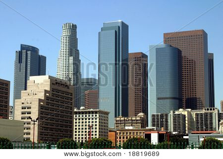 Los Angeles, Downtown