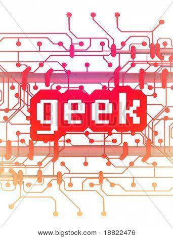 Circuit board and word geek