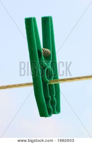Green Peg