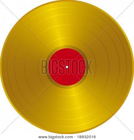 Sello de oro LP