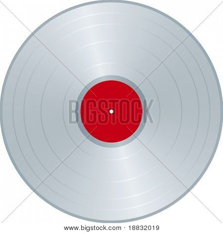 Platinium LP label
