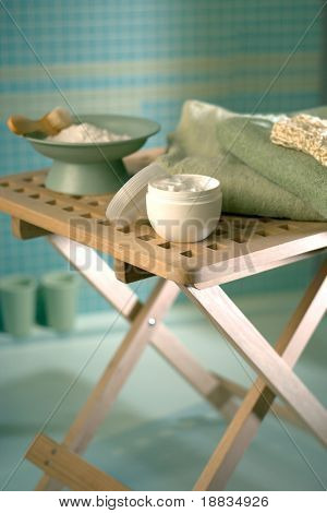 Household items for cleanliness and relax