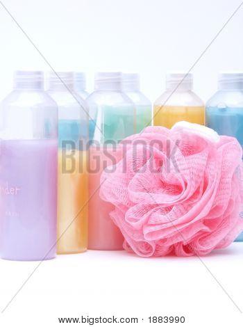 Rainbow Of Bath Supplies