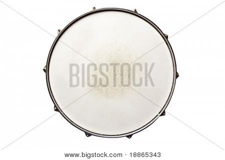 Snare Drum Top View Isolated On Image & Photo | Bigstock