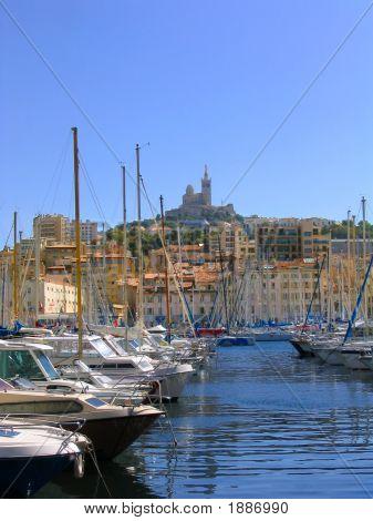 Vieux Port, Marseille (France)