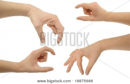 a hand photo, gestures