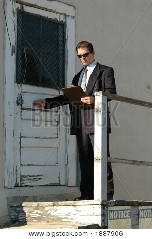 City Inspector