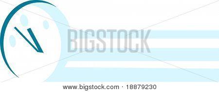 vector afbeelding van horloge. goed gebruik als achtergrond