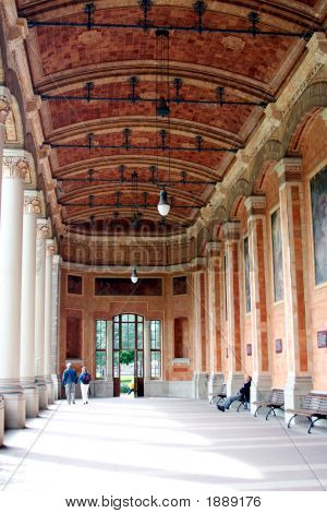 Trinkhalle (Pump Room), Baden-Baden, Germany