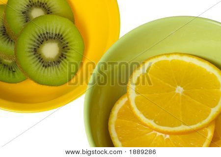 Fruits With Vitamin C