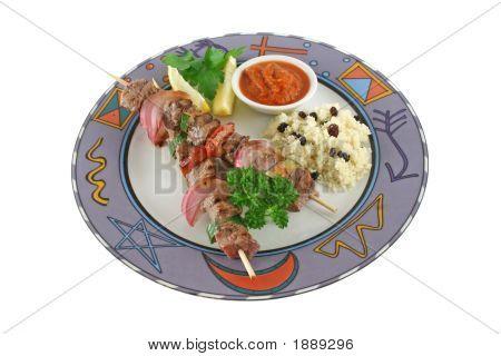 Beef Kebabs 1