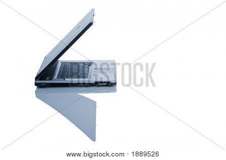 Open Laptop