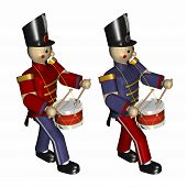Christmas Toy Soldiers poster