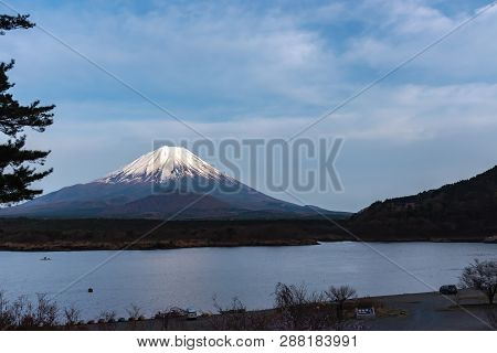 Mount Fuji Or Mt Fuji