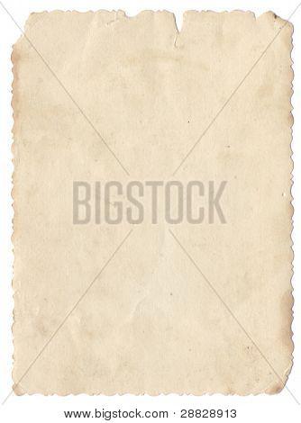 Scanned Vintage photo card. Maximum DPI.