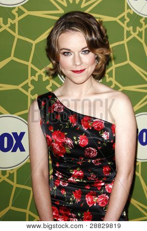 LOS ANGELES - JAN 8:  Tina Majorino at the FOX All Star Winter TCA Party at Castle Green on January 8, 2012 in Pasadena, California.