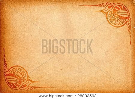 decor background