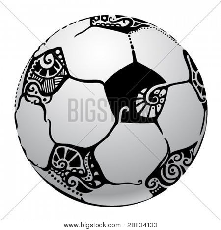 football ornament