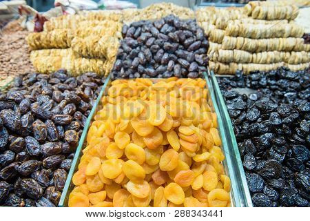 Dried Fruits In The Oriental