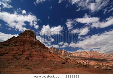 Vermilion Cliff