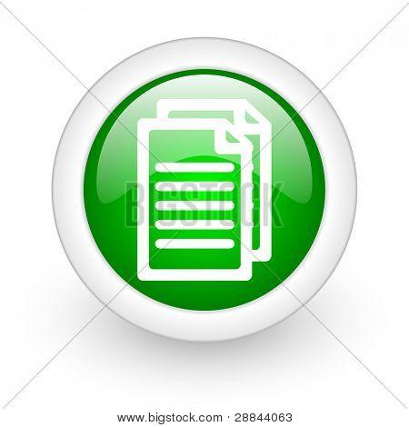 documents web button