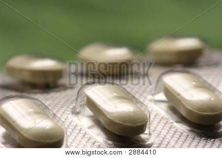 Blister Of Pills