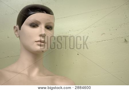 Grungy Mannequin