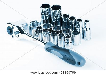 Sockets And Socket Wrench
