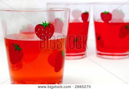 Three Full Glasses