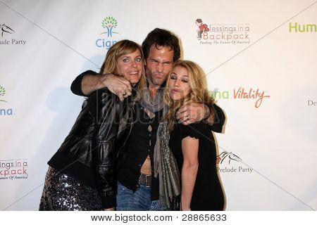 LOS ANGELES - JAN 12:  Arianne Zucker, Shawn Christian, Kate Mansi.. arrives at  the Los Angeles Derby Prelude Party at The London Hollywood Hotel on January 12, 2012 in West Hollywood, CA