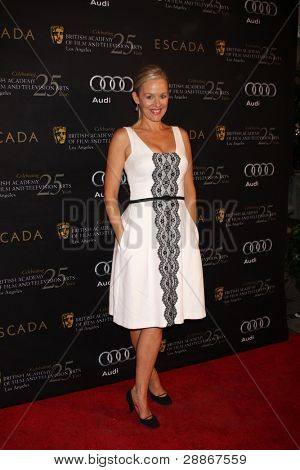 LOS ANGELES - JAN 14:  Penelope Ann Miller arrives at  the BAFTA Award Season Tea Party 2012 at Four Seaons Hotel on January 14, 2012 in Beverly Hills, CA