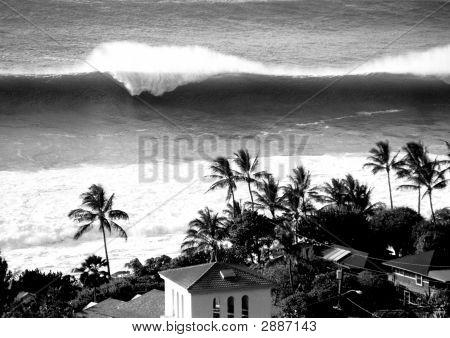 Big Wave Warning