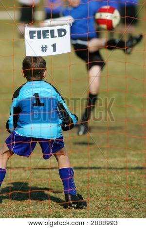 Youth Soccer Shootout