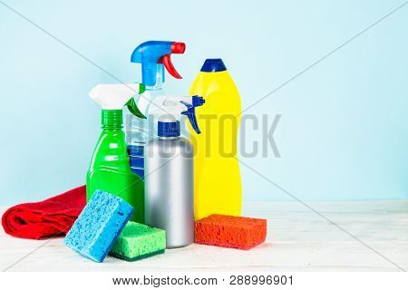 Cleaning Product Household Sanitary Supplies