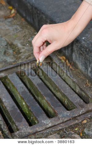 Rings In The Sewer