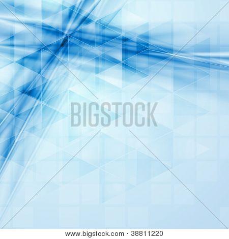 Fondo moderno abstracto. Ilustración de vector EPS 10