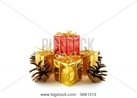 Gift And Cones