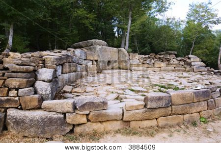Dolmens Near Black Sea