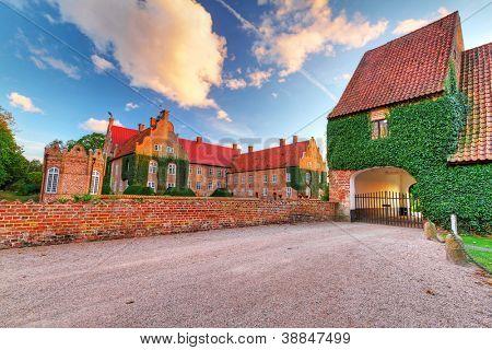 Castle Trolle-Ljungby in southern Sweden