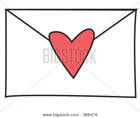 Love Note Red