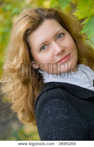 Middle Age Woman