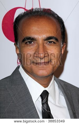 LOS ANGELES - OCT 29:  Iqbal Theba arrives at the Casting Society of America Artios Awards at Beverly Hilton Hotel on October 29, 2012 in Beverly Hills, CA