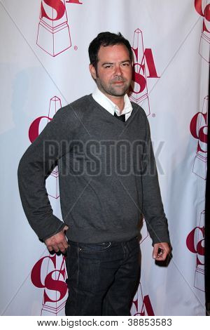 LOS ANGELES - OCT 29:  Rory Cochrane arrives at the Casting Society of America Artios Awards at Beverly Hilton Hotel on October 29, 2012 in Beverly Hills, CA