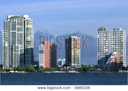 Miami Skyline