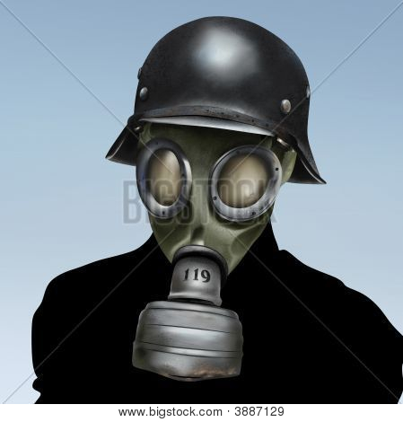 Ww2 Gas Mask