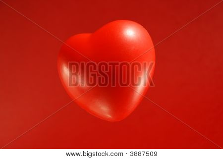 Soft Red Heart