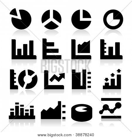 Diagrams Icons