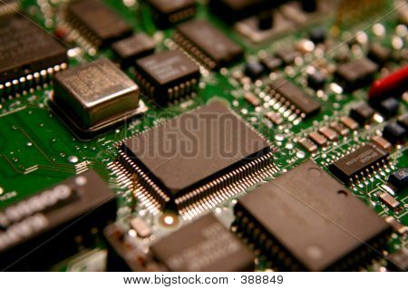 Motherboard Computer Circuit Board