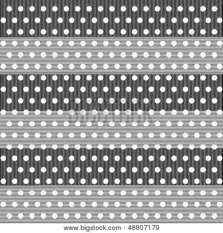 hypnotic polka dots