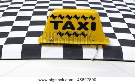 Taxi Roof